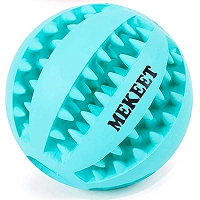 Mekeet Dog Rubber Ball