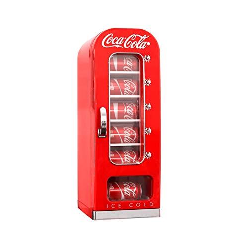 Coca Cola CVF18Frigorífico expendedor, Estilo Retro, 10 latas