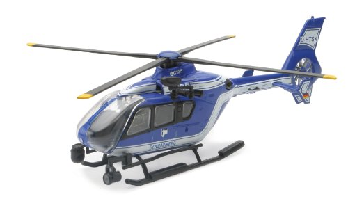 NewRay 26003 - Modell-Gendarmeriehubschrauber Eurocopter EC135 1:43
