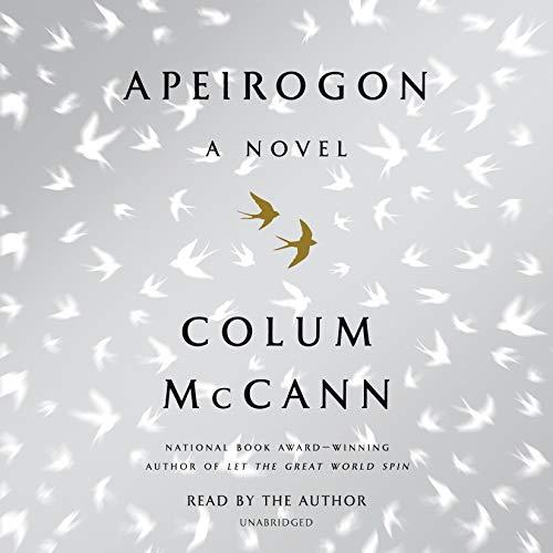 Apeirogon audiobook cover art
