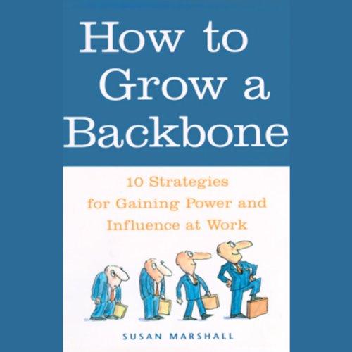 How to Grow a Backbone  Audiolibri