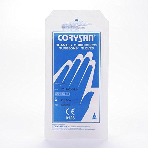 Corysan Guante Latex Esteril T-8,5 Corysan 100 g