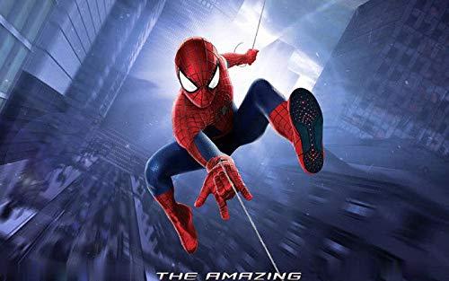 Superheld Spider-man Avengers Liga behang kinderkamer thuis decoratie (H) 350 * (W) 245cm Pro