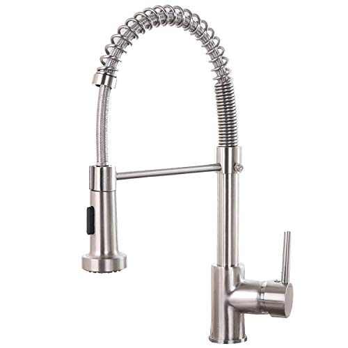 Top 10 Kitchen Faucets Of 2020 Best Reviews Guide