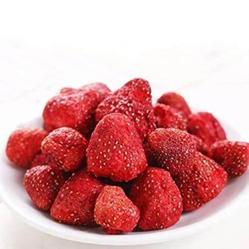 Glorious Inheriting Asiatischer Ursprung gefriergetrocknete Erdbeere aus knusprigem Stück mit Netzbeutel von 1KGS / 1,000 gramm