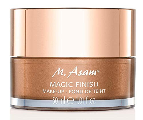 M. Asam, Lightweight Wrinkle Filler Cream for Flawless Looking Complexion - Reduces Appearance of Wrinkles, Redness, Blemishes and Imperfections - Magic Finish Makeup for Glowing, Healthy Skin