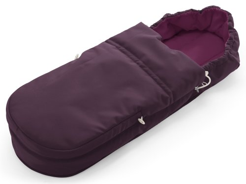 Stokke Schlafsack Nido ® Scoot Softbag Violett Violett