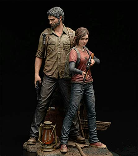 Rampo The Last of Us :Elllie&Joel Figure Statue Hobbies