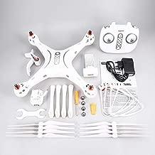 RC Drone Quadcopter partie abat-jour couvercle de lumiere pour Syma X5C JJRC H5C Orange et vert TOOGOO jour d/'avion telecommande