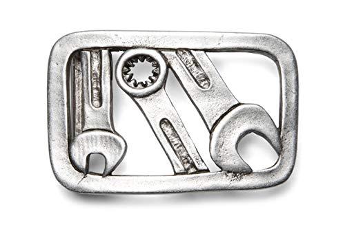 VaModa Gürtelschließe Wechselschließe Gürtelschnalle Buckle Modell 'Wrench'