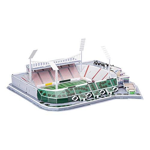 Borussia Mönchengladbach 3 D Stadion Puzzle Bökelberg