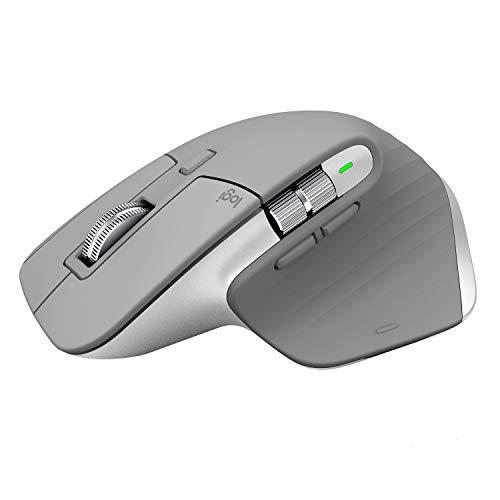 ロジクール アドバンスド ワイヤレスマウス MX Master 3 MX2200sMG Unifying Bluetooth   MX2200 ミッドグレイ 国内正規品 2年間無償保証