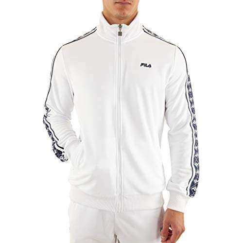 Fila Ralph Trainingsjacke bright white