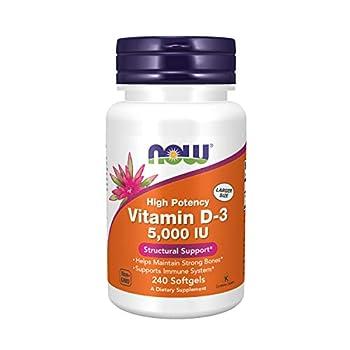 now vitamin d3 5000iu