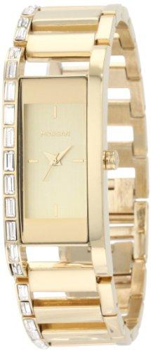 Morgan de Toi Reloj de Cuarzo Woman Dorado 20 x 33 mm