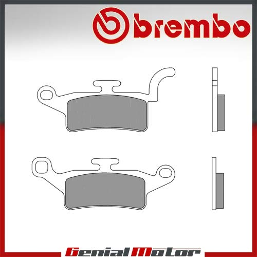 Pastiglie Brembo Freno Anteriori 07093.CC per XENTER 150 2012  2014