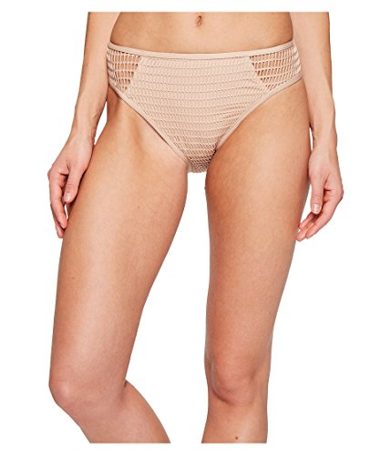 Kenneth Cole New York Damen Hipster Bikini Badehose - Braun - Small