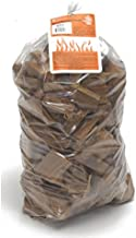 Camerons Products Smoking Wood Chunks (Alder)- 10 Pound Bag- Kiln Dried BBQ Large Cut Chips- All Natural Barbecue Smoker Chunks