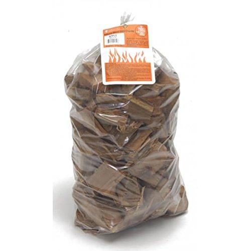 Camerons Products Smoking Wood Chunks (Alder)- 10 Pound Bag- Kiln Dried BBQ...