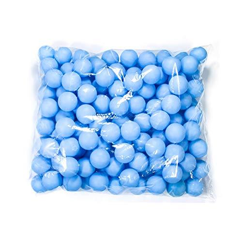 KMDSM Ping-Pong, Tenis de Mesa Lotería de Color No Palabra Número 150 Bolas de Color Mesa de Ping Pong en Blanco Azul, Rojo, Verde, Amarillo, Rojo de Rose