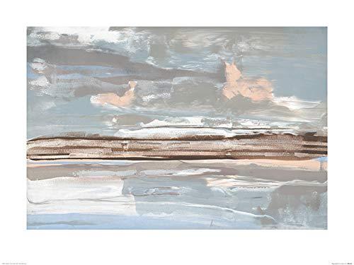 Soozy Barker PPR51328 fotolijst, 60 x 80 cm, zand taupe, meerkleurig