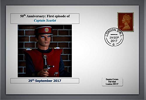 GB 2017 50th Anniversary of 1st Episode of Thunderbirds privately Produced...