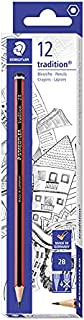 Staedtler Tradition 2B Pencils Box - 12 Pieces