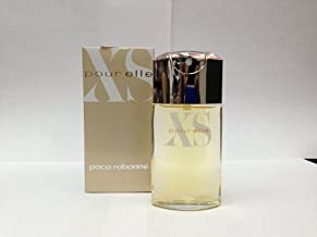 XS Pour Elle FOR WOMEN by Paco Rabanne - 1.0 oz EDT Spray by Paco Rabanne