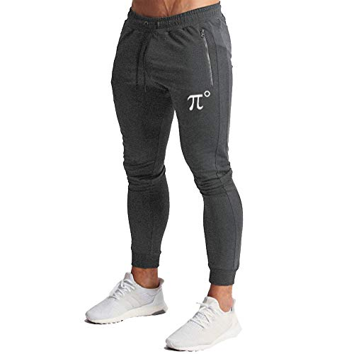 Wangdo Men's Joggers Sweatpants Gym Training Workout Pants Slim Fit...