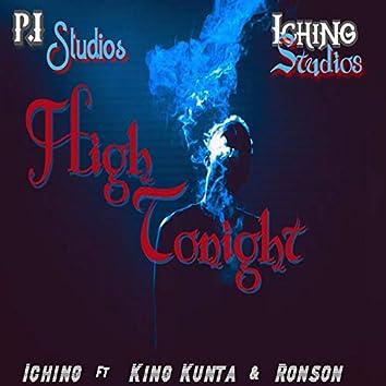 High Tonight (feat. King Kunta & Ronson)
