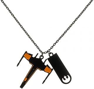 rebel necklace star wars