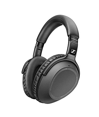 Sennheiser PXC 550-II Wireless – NoiseGard Adaptive Noise Cancelling, Bluetooth Headphone with Touch Sensitive Control and 30-Hour Battery Life (Renewed)