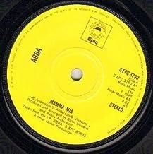 ABBA - MAMMA MIA - 7 inch vinyl / 45