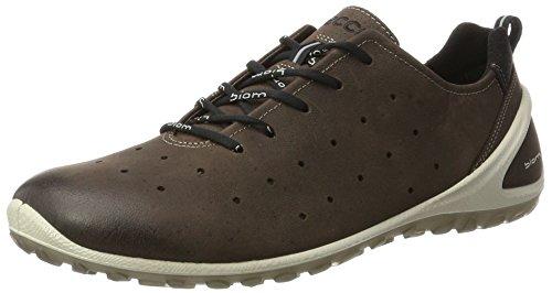 ECCO Herren Biom Sneaker, Braun (Coffee), 44 EU