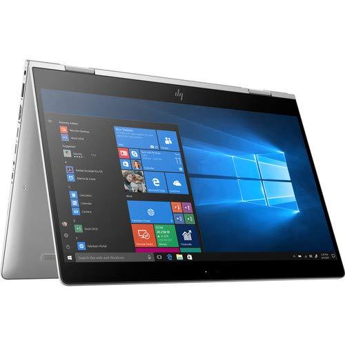 2020 HP ELITEBOOK X360 830 G6 2-in-1 13.3' IPS Touchscreen FHD (1920x1080) Business Laptop (Intel Quad Core i5-8265U, 16GB RAM, 256GB PCIe SSD) Backlit, Fingeprint, Wi-Fi 6, Thunderbolt, Win 10 Pro