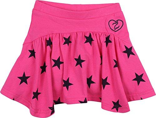 Zunstar Kate - Pantalones Cortos de náutica para niña, Color Rosa (Cerise/Navy), Talla...