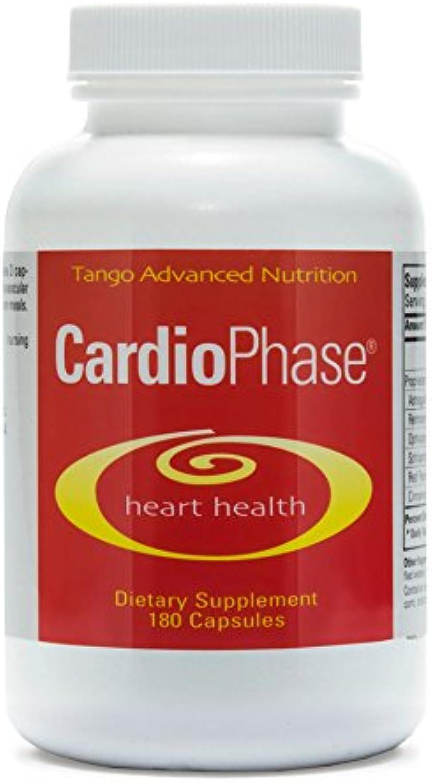 Cardiophase Heart Health Formula (180Capsules) Brand  Tango