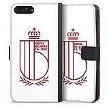 Étui Compatible avec Apple iPhone 7 Plus Étui Folio Étui magnétique RBFA Produit sous Licence...