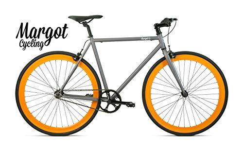 MARGOT Lampo – Single Speed, vélo fixie, Fixed, Urban Bike, 58