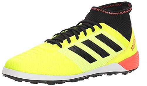 adidas Predator Tango 18.3 Tf Scarpe da Calcio da Uomo, Giallo (Solar Yellow/Core Black/Solar Red), 45.5 EU