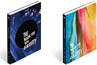 $22 » JYP Entertainment DAY6 - The Book of Us : Gravity [Random ver.] (5th Mini Album) CD+80p Photobook+2Photocard+Postcard+Bookmark+Film Photocard+Folded Poster+Double Side Extra Photocards Set