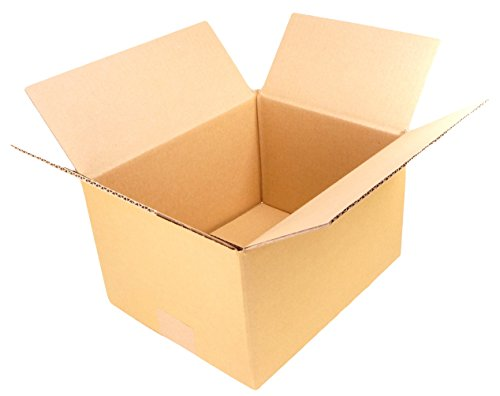 『【 日本製 】 ダンボール (段ボール) 20枚セット 60サイズ 引越し 梱包 収納 箱 (25×20×15cm) B1-20』のトップ画像