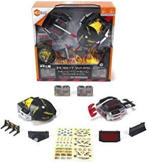 HEXBUG 71690 Robot Wars Head to Head - Multicolor juguete para el aprendizaje , color/modelo surtido