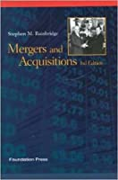 Mergers and Acquisition (Concepts and Insights) by Stephen Bainbridge(2012-04-10)