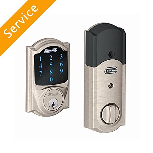 Smart Lock Installation (Best Place To Get Struts Replaced)