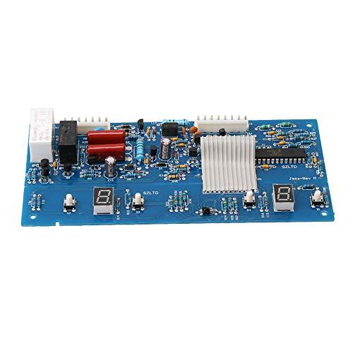 BQLZR W10503278 - Kit de reparación de tablero de control electrónico para refrigerador y jazz, 170 mm de longitud, color azul
