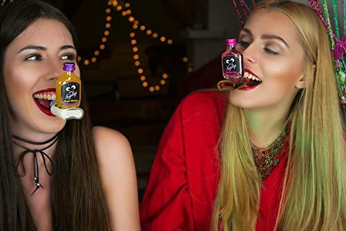 Kleiner Feigling | Best of Kleiner Feigling | 12 x 20ml | Marken-Spirituose | Premium Likör | Feiern mit Fantasie | Der Party – Shot - 3