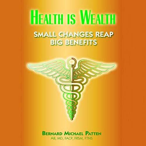 Couverture de Health Is Wealth