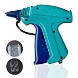 ASKOR Tagging Gun for Clothing - Price Tag Gun with 2000pcs Barbs, 6 Standard Metal Needles & Fabric Bag - Best for Boutique, Consignment & Garage Sale