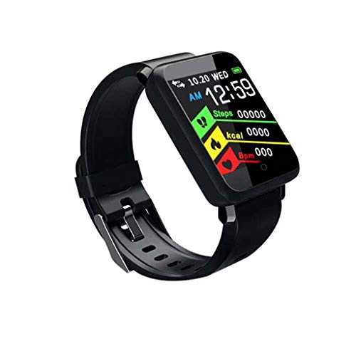 JingJingQi smart watch Bluetooth Smart Watch Fitness Band Sport Armband Bloeddruk Stappenteller F1 Voor Xiaomi Android iOS